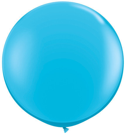 Robin Egg's Blue Jumbo Balloon