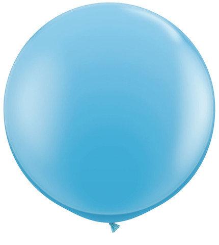 Pale Blue Jumbo Balloon