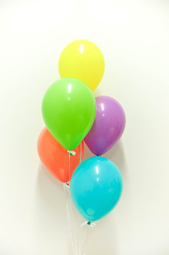 Sorbet Party Balloons