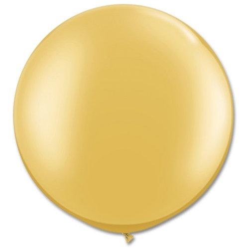 Gold Jumbo Balloon