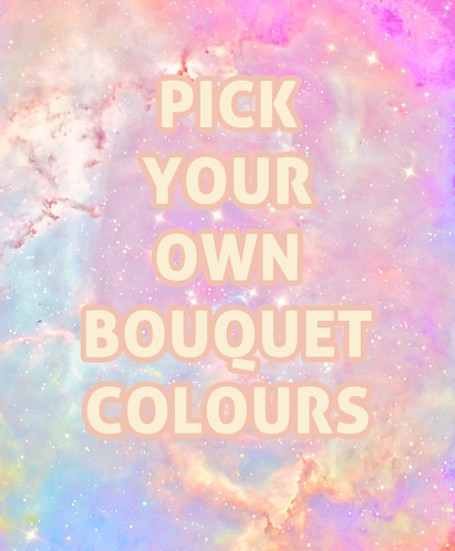 Choose Your Colours - Pearlised!