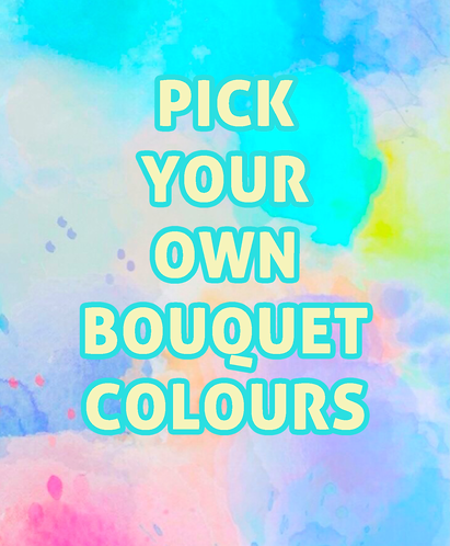 Choose Your Colours - Matte!