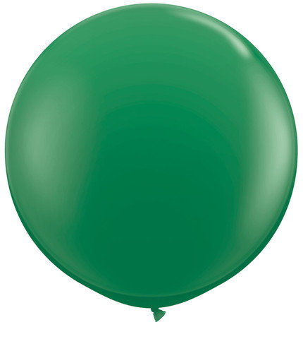 Green Jumbo Balloon