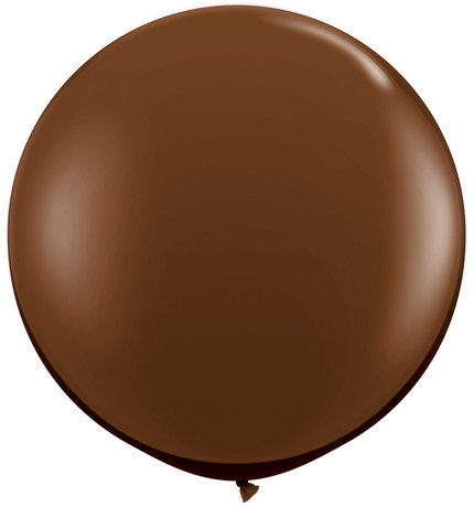 Chocolate Brown Jumbo Balloon