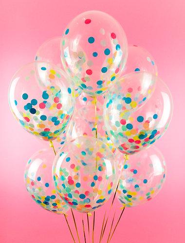 Wild Child Confetti Balloon Pack