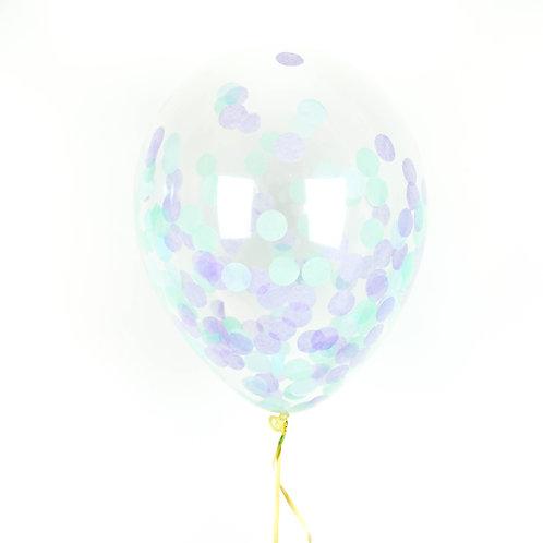 Confetti Balloon - Frozen