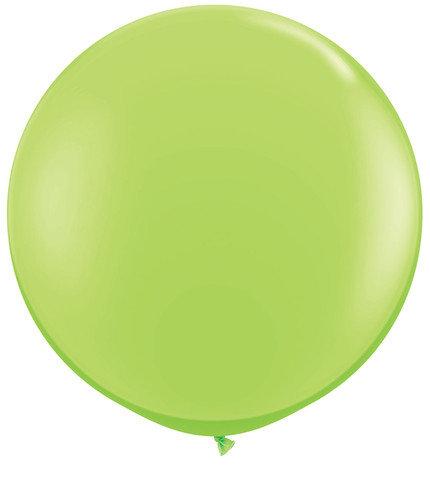 Lime Green Jumbo Balloon