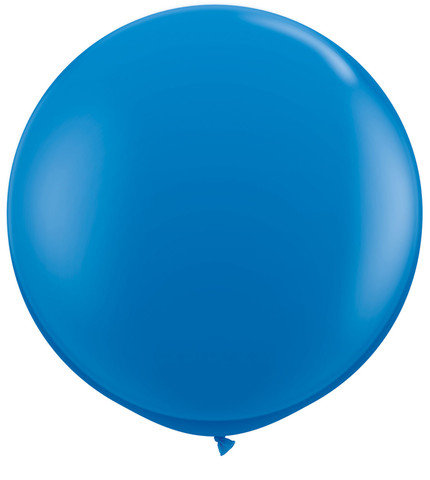 Dark Blue Jumbo Balloon