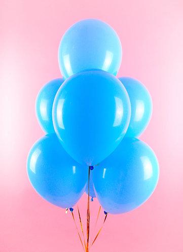 Little Boy Balloons