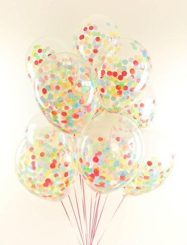 Rainbow Pop Balloon Pack