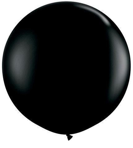 Onyx Black Jumbo Balloon