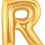 Thumbnail: Letter 'Q' in Gold
