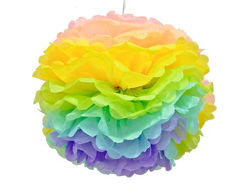 Pompom - Rainbow