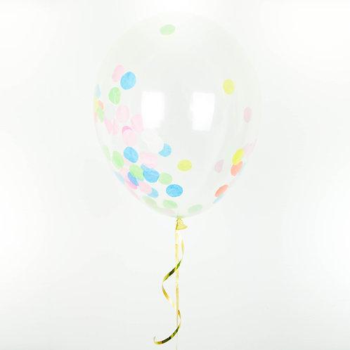 Confetti Balloon - Joyous