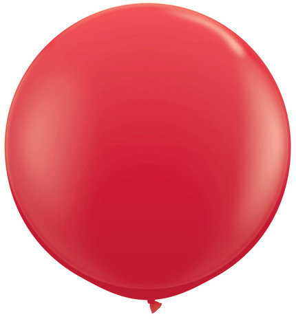 Red Jumbo Balloon