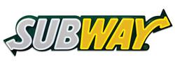 Subway Window Sign