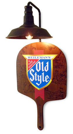 Old Style Pizza Sign