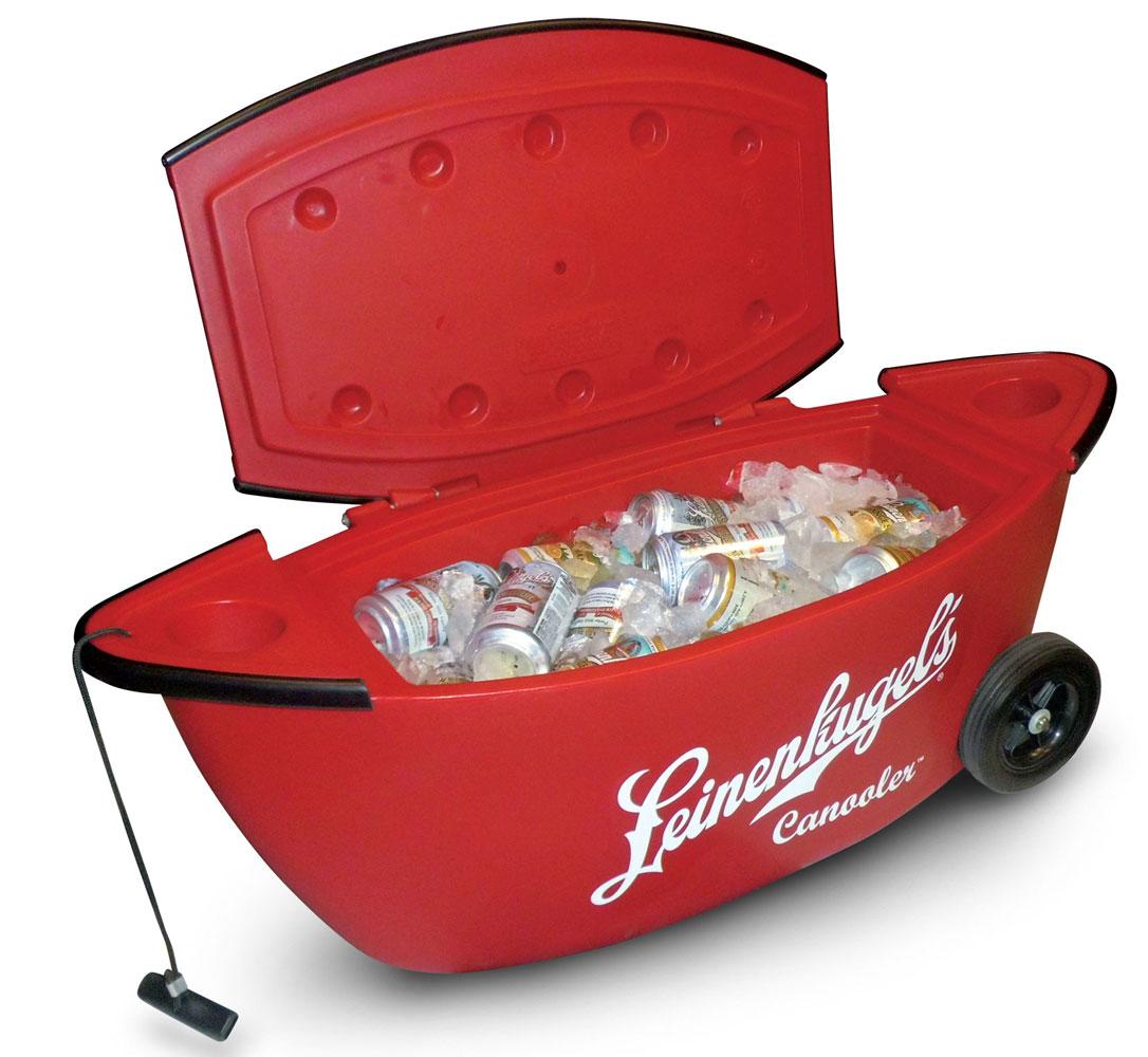Leinenkugel's Canoe Cooler