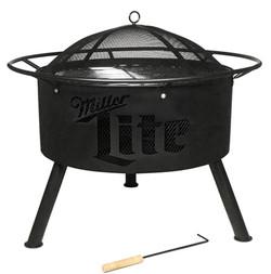 Miller Lite Fire Pit