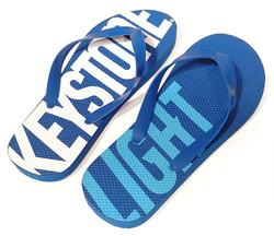 Keystone Flip Flops