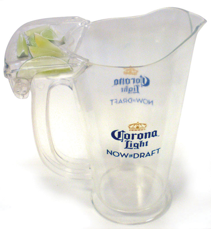 Corona Lime Holder Pitcher