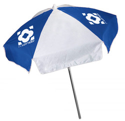 Market and patio umbrella - vinyl or fabric