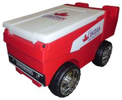 Molson RC Zamboni Cooler