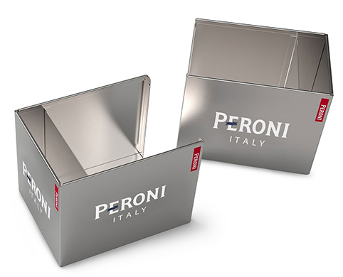 Peroni Cocktail Napkin Holders