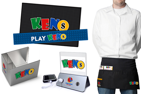 Keno POS Products