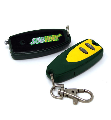 Subway Store Logo Sign Remote