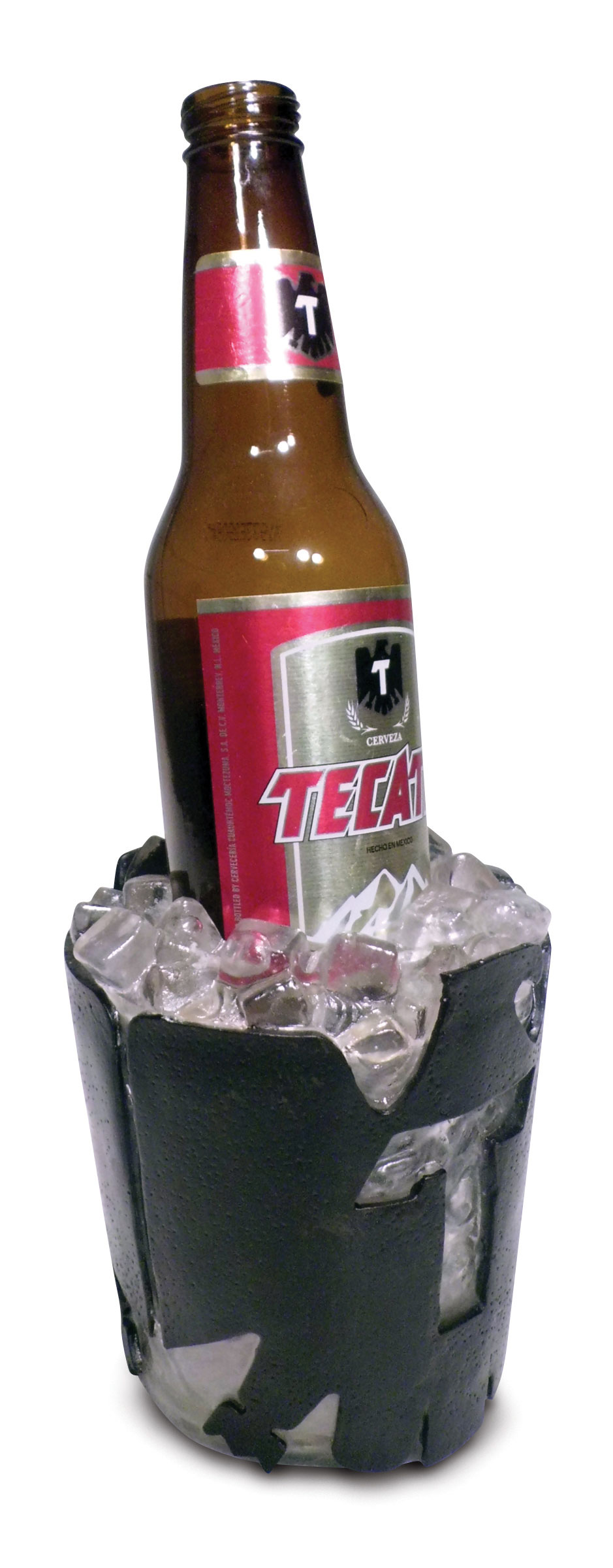 Tecate Bottle Glorifier