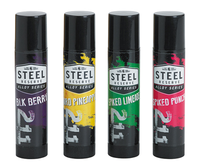 Steel Reserve Lip Balm