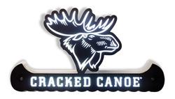 Cracked Canoe LED Sign