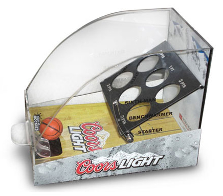 Coors Light Table Top Game