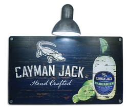 Cayman Jack Lamp Sign