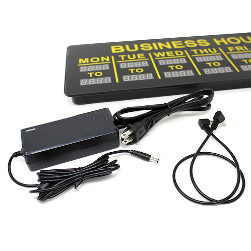 Business Hours/OPEN Connector Kit