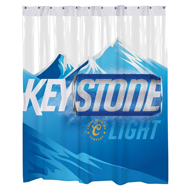 Keystone Shower Curtain