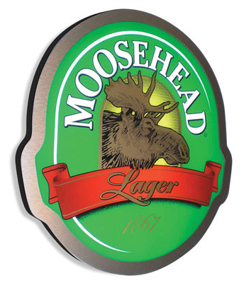 Moosehead LED Sign