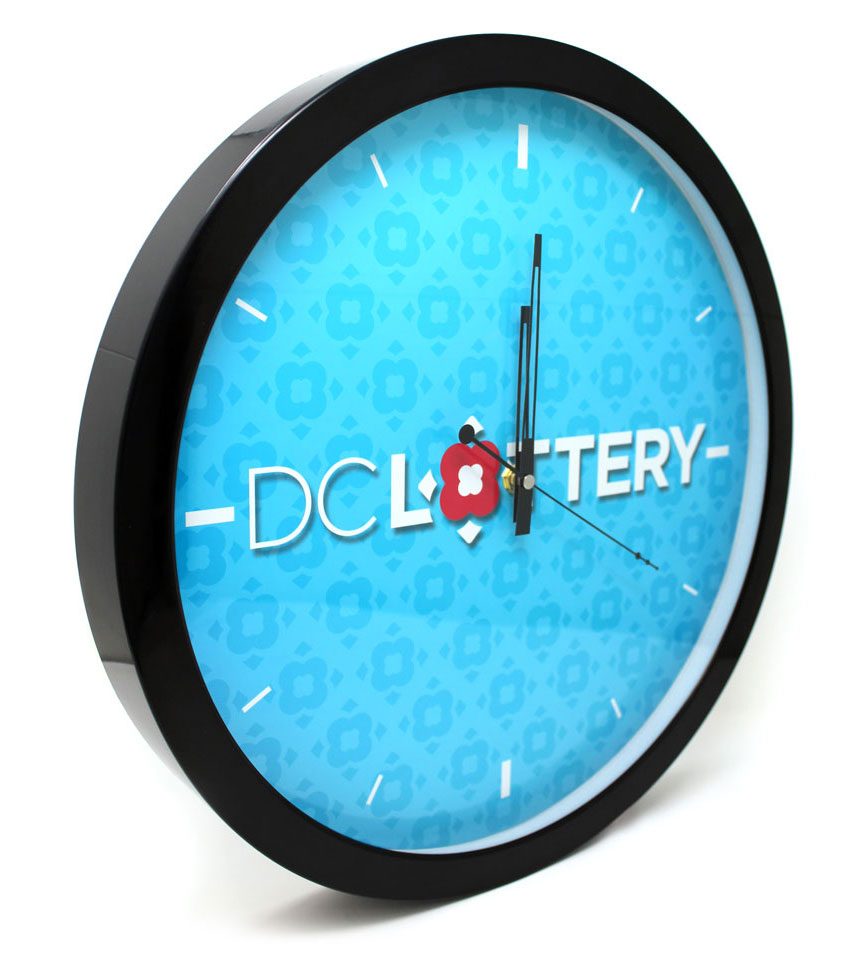 DC lottery clock