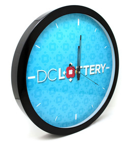DC lottery clock