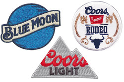 Self-Adhesive Embroidered Patches