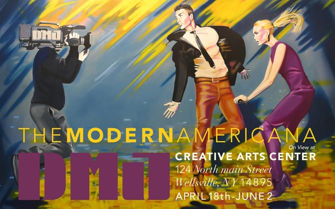 Show at Wellsville Creative Arts Center