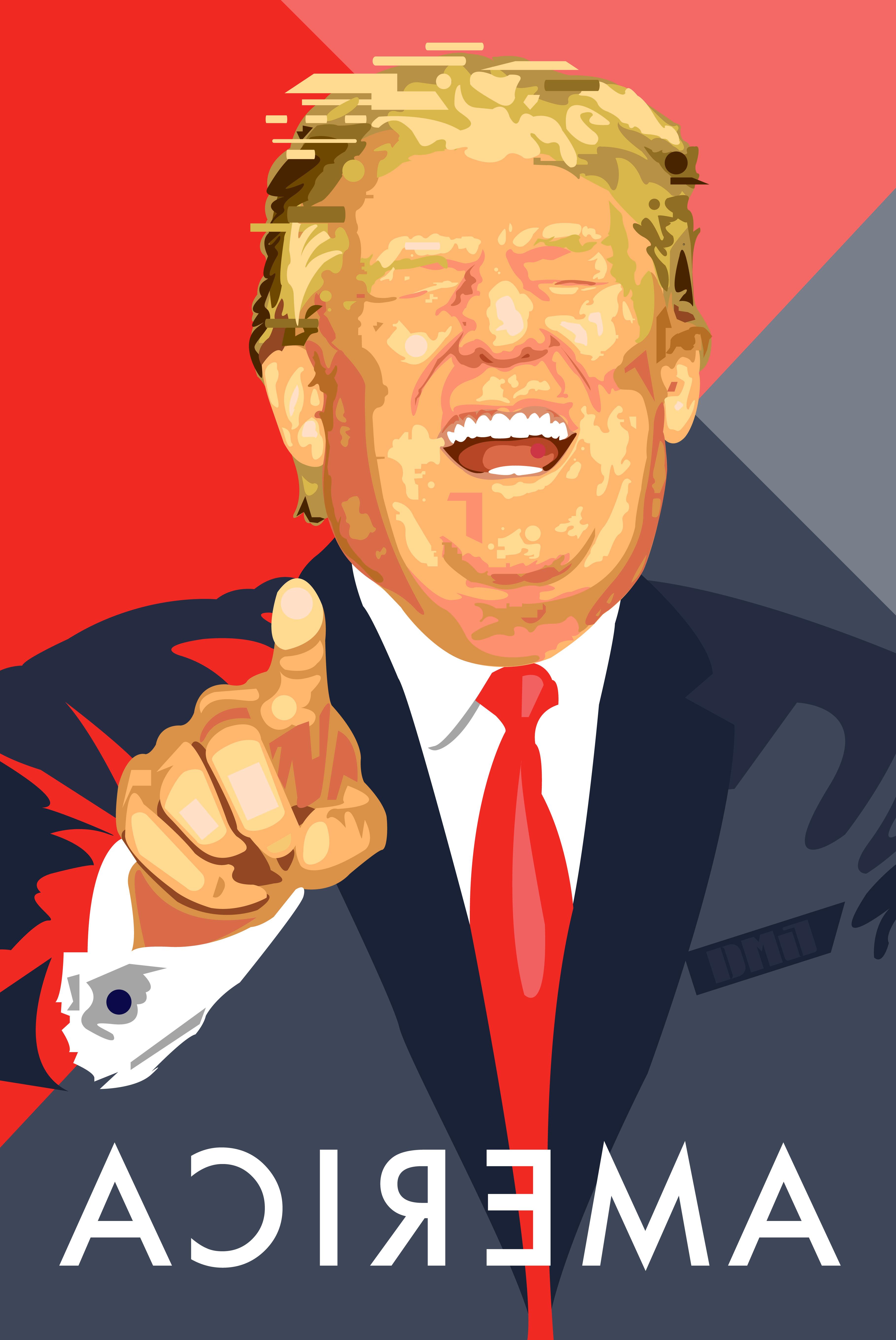 Trump Poster 2016
