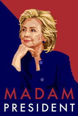 Hillary Poster 2016