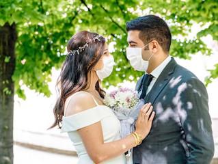 Creative COVID-19 Wedding Ideas