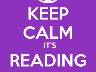 Happy Reading Week!