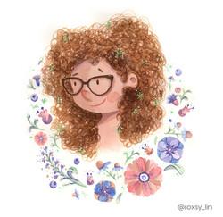 Roxsy_self_portrait