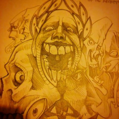 #sketchbook files #numbertwopencil #numb