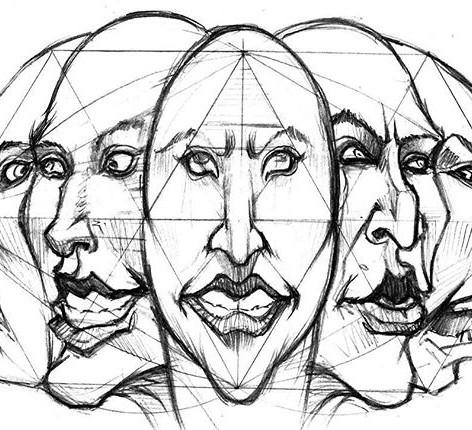 #sacredgeometry #vesicapiscis #rhombus #