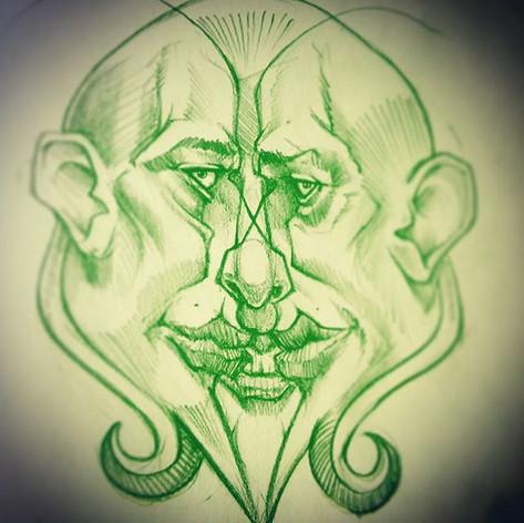 Introspection #sketchbook #introspection